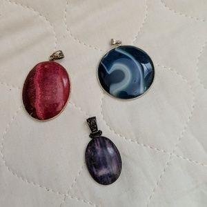 Jewelry - Be Happy!!! 3 Pendants 3 Ways